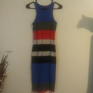 Express maxi dress sz XS Nwot